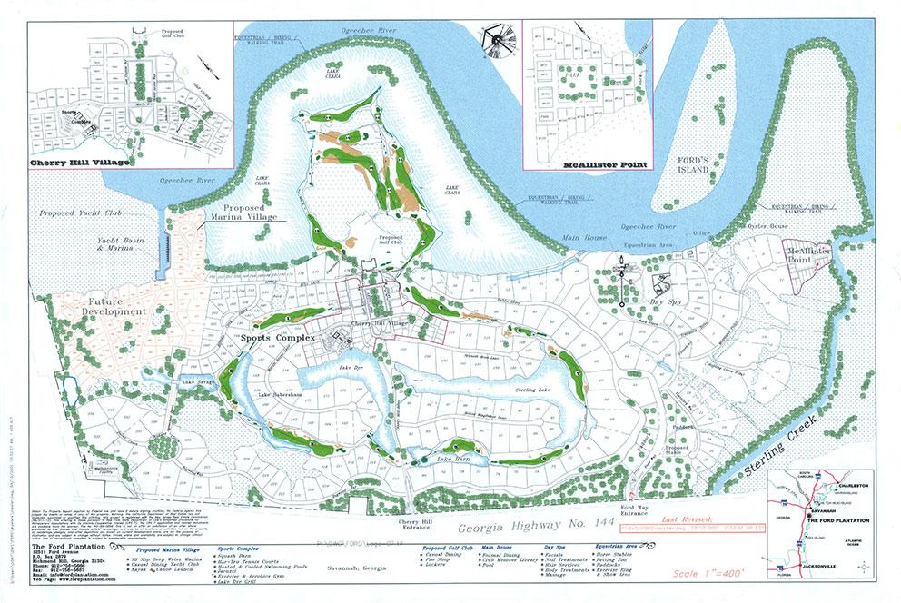 Myrtle Beach Ford >> Ford Plantation | DesignWorks, LC | Urban Design, Landscape Architecture, Town Planning in ...